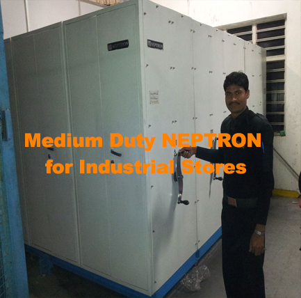 Medium Duty NEPTRON for Industrial Stores